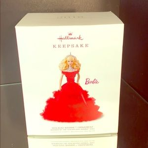 Other - 2018 Holiday Barbie Ornament
